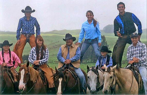 Dahana Ranch Family